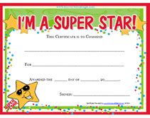 kid certificate templates free printable printable award certificates templates