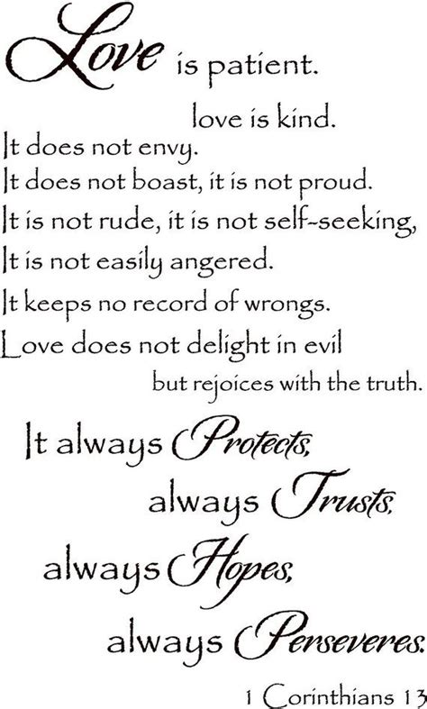 Wedding Quotes Corinthians by Is Patient Is 1 Corinthians A Version Of