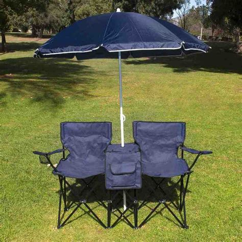 folding chair with umbrella home furniture design