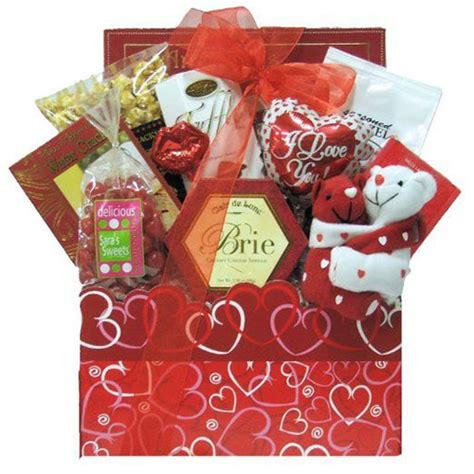 valentines gift for husband 15 valentine s day gift basket ideas for husbands or