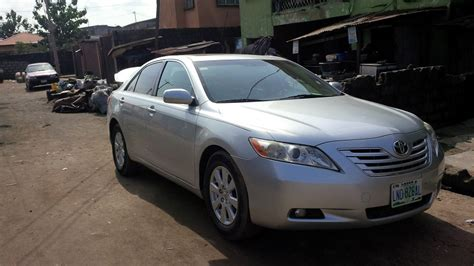 2006 Model Toyota Camry Clean Reg Toyota Camry 2006 Model For