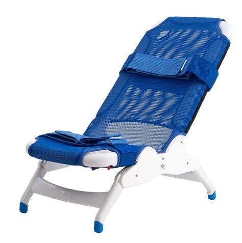 Special Needs Bath Chair by Medium Rifton Blue Wave Bath Seat Adaptivemall