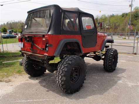 lifted jeeps lifted jeeps for sale 1984 cj7 jeep lifted rockcrawler