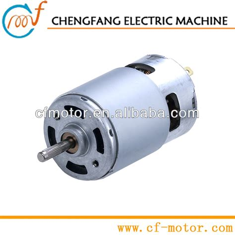 motor for water pump rs 770shf high power dc motor mini