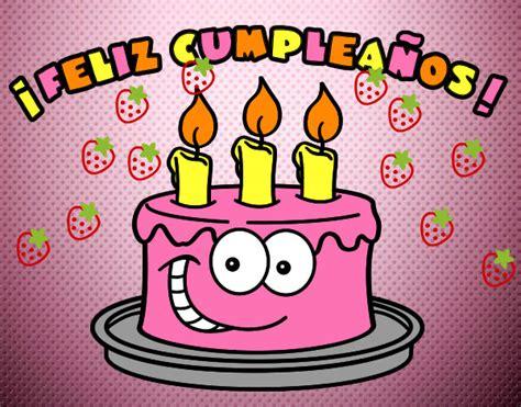 imagenes graciosas de pasteles de cumpleaños felicitaciones de cumplea 241 os para whatsapp