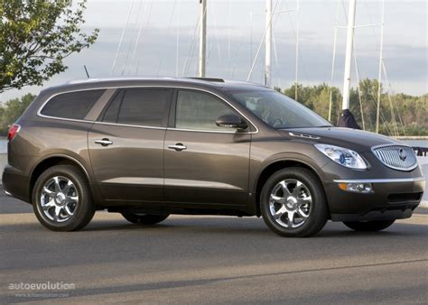 how do i learn about cars 2010 buick enclave security system buick enclave specs 2007 2008 2009 2010 2011 2012 autoevolution