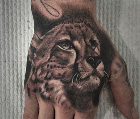 geparden tattoos designs und bedeutungen