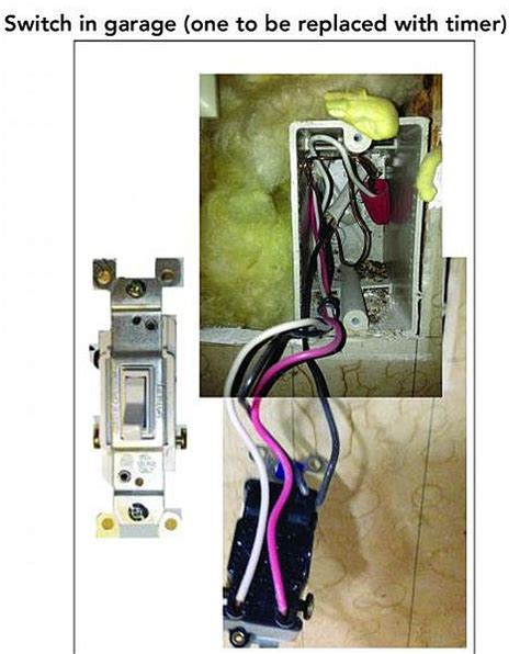 digital timer switch wiring diagram circuit and