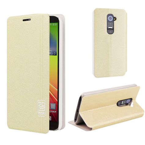 mofi leather for lg g2 mofi youth series folio stand for lg g2 beige reviews