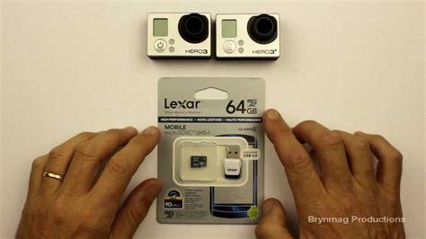 Memory Card Untuk Gopro 4 Lexar 64 Gb Microsd Memory Card Is This The Best Memory Card For The Gopro Hero3 Hero3