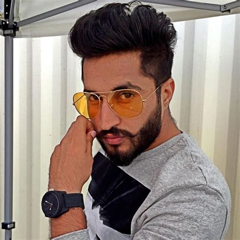hair cut boy new punjabi punjabi singer jassi gill hairstyle