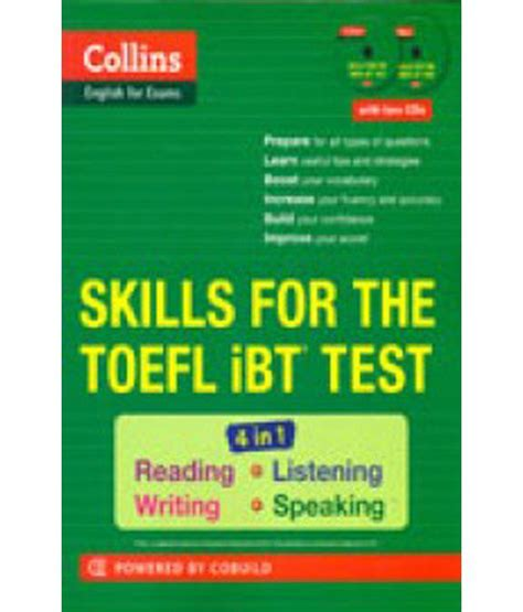 speaking and writing strategies for the toefl ibt books skills for the toefl ibt buy skills for the toefl ibt