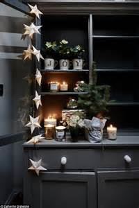 white gold christmas zara home portugal interiors trad tidings daily mail online