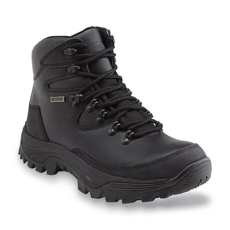 outdoor s traverse black waterproof hiking boot