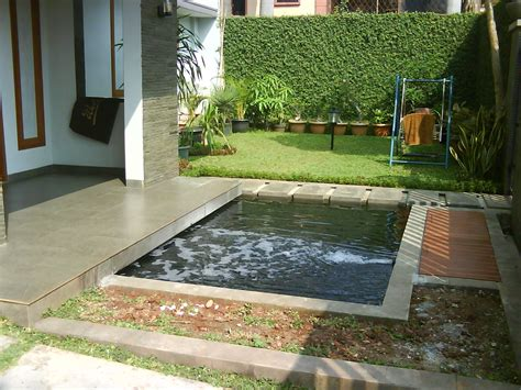 jasa desain taman rumah design kolam renang pribadi kolam ikan hias jasa pembuatan taman rumah murah