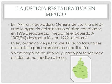 ley no 133 11 orgnica del ministerio pblico justicia restaurativa