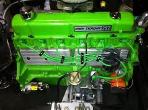out chevy six cylinder engines the 1947 autos post