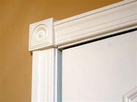 decorative frame door doors windows sweet doorway trim molding tips for