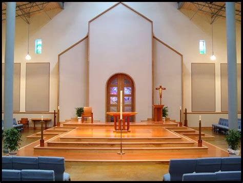 contemporary church altar designs search church