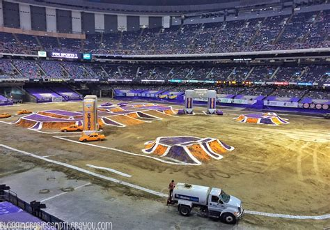 monster truck show in new orleans monster jam 2016 new orleans mercedes benz superdome