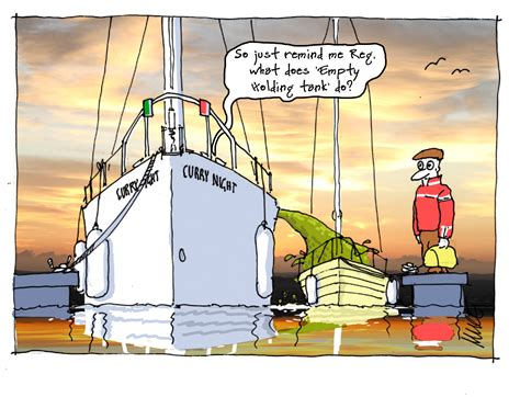 sailboat jokes yacht humour sailing cartoons by mike mockford