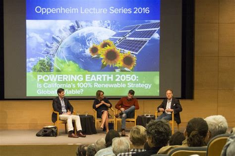 Ucla Mba Sustainability by Clean Energy Experts Discuss Future Of Sustainable Energy