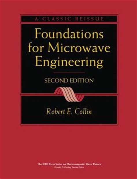 microwave engineering book by kulkarni pdf wiley foundations for microwave engineering 2nd edition