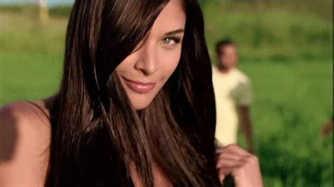 garnier commercial actress who is the actress in the garnier fructis commercial