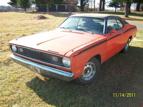 plymouth bb cheap original 1971 340 duster member projects survivor
