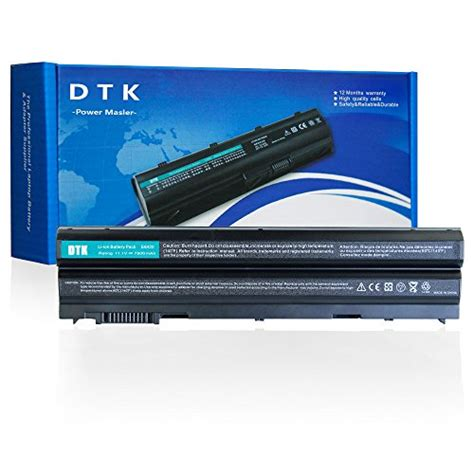 Baterai Dell Latitude E5420 E5430 E6520 E6530 High Capacity Oem Bl dtk 174 9 cells high capacity laptop notebook battery for dell latitude e5420 e5430 e5530 e6420