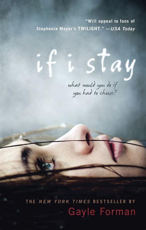 review if i stay the brock press
