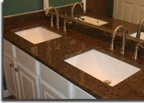 bathroom granite countertops nashville vanities