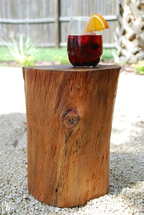 tables made from tree stumps 11 tree stump side table designs guide patterns
