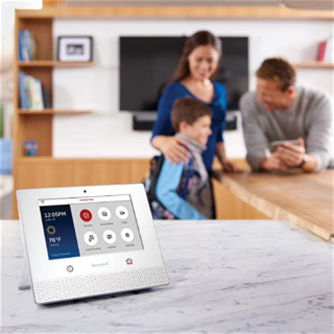 smart home security system honeywell lyric