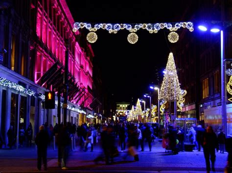 stripe wins contract for glasgow loves christmas pr for