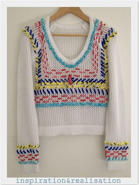 diy sweater top 5 diy sweaters 171 m j