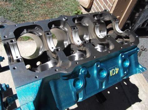 401 Jeep Engine J3f835th06010 401 Rod Jeep Amc Rod Plus New