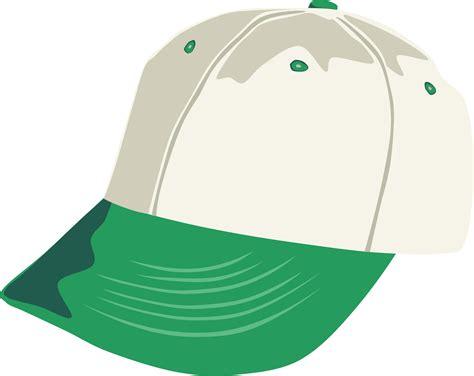clipart baseball cap