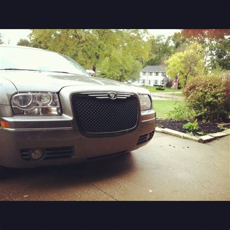 Custom Grills For Chrysler 300 by Custom Jeep Xj Grill