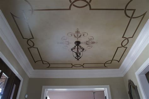 Christmas Kitchen Ideas by Decorative Painted Ceilings Faux Finish Ceilings