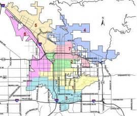 city of san bernardino ward map