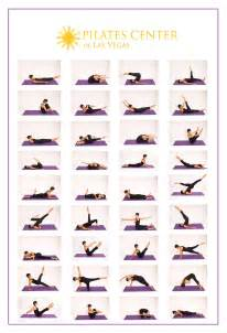 pilates mat contrology