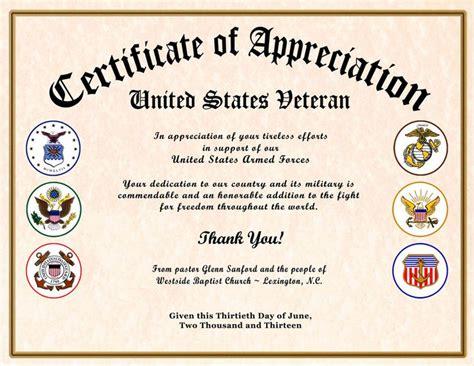 air force certificate of appreciation template air certificate of appreciation template sle air