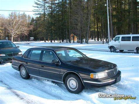 where to buy car manuals 1988 lincoln continental 1988 lincoln continental information and photos momentcar