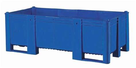 vasche di plastica box per export casse cassoni in plastica per export