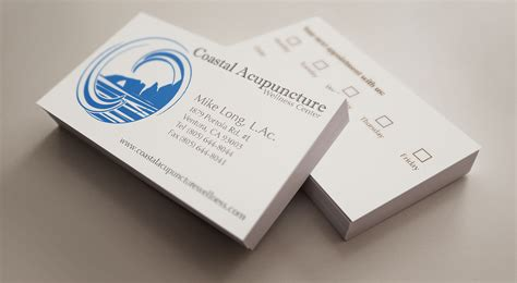 of cards business cards dogs fly design