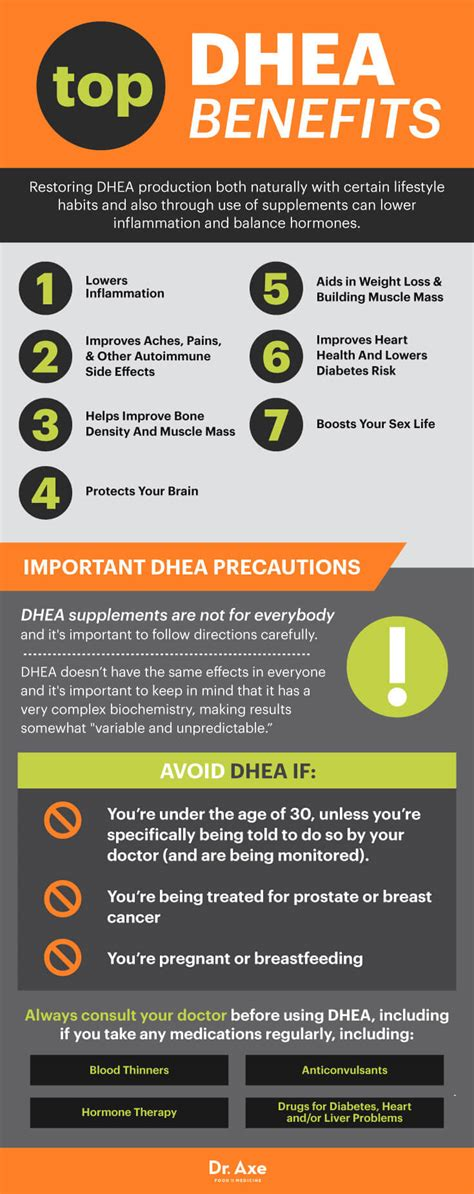 supplement benefits dhea supplements benefits side effects