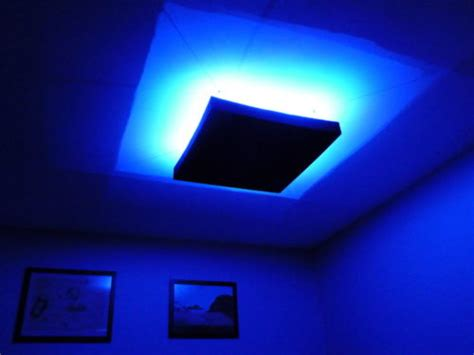Specific Led Ceiling Spot Lights For Your Use Warisan Lighting Blue Led Ceiling Lights Make Your Home Environment Different Warisan Lighting