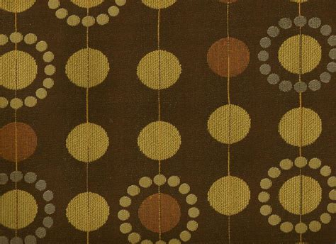Mid Century Upholstery Fabric by Architex Cheerio Kensington Mid Century Modern Circles