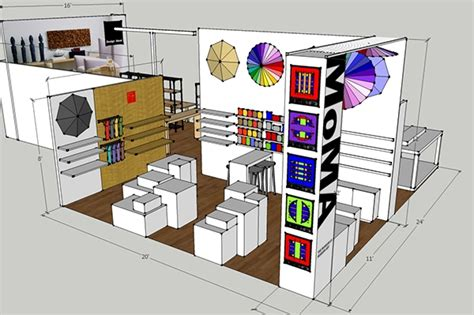 booth design build ltd booth design for design ideas ltd on behance